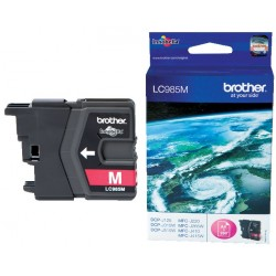 Cartouche magenta Brother pour DCP-J315W / MFC-J220 ... (LC985M)
