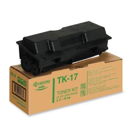 Toner Noir KYOCERA (TK17) (1T02BX0EU0)
