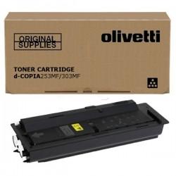 Toner Noir Olivetti pour  D-COPIA 253 MF, 303 MF...