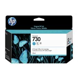 Cartouche Cyan HP pour Designjet T1700 (N°730)