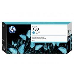 Cartouche Cyan Haute Capacité HP pour Designjet T1700 (N°730)