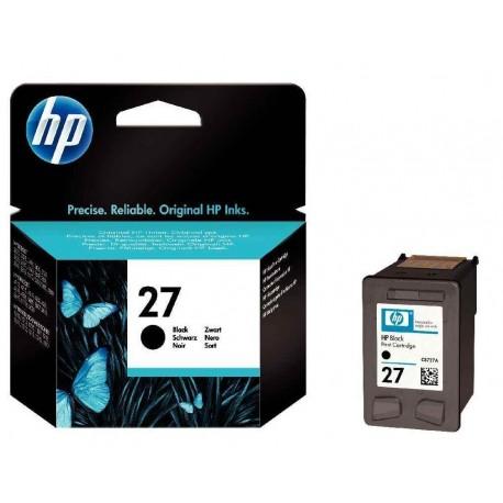 Cartouche Noire HP pour Deskjet 3320... (N°27)