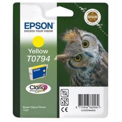 Encre jaune Epson pour Stylus Photo 1400