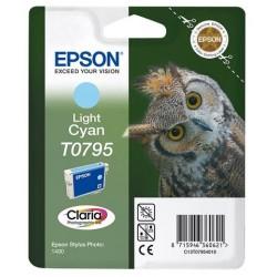 Encre cyan clair Epson pour Stylus Photo 1400