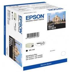 Cartouche noire Epson pour WorkForce pro WP-M4015...