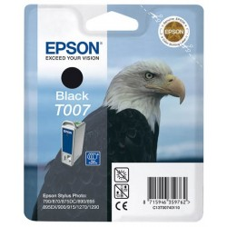 Cartouche Encre Couleur Noire EPSON (T007)