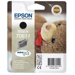 Cartouche d'encre Epson T0611 Noire