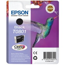 Encre noir Claria Technologie pour Epson R265 / RX560 / R360