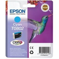 Encre cyan Claria Technologie pour Epson R265 / RX560 / R360