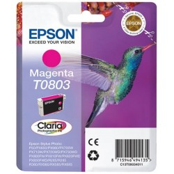 Encre magenta Claria Technologie pour Epson R265 / RX560 / R360