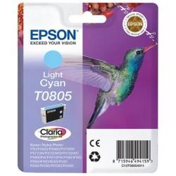 Encre light cyan Claria Technologie pour Epson R265 / RX560 / R360