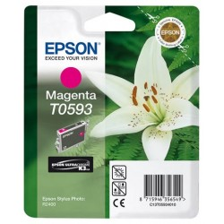 Cartouche d'encre Epson T0593 Magenta