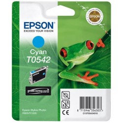 Cartouche d'encre Epson T0542 Cyan