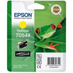Cartouche d'encre Epson T0544 Jaune