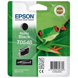 Cartouche d'encre Epson T0548 Noire Matte