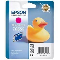 Cartouche d'encre Epson T0553 Magenta