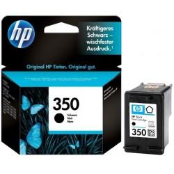 Cartouche d'encre noir HP pour Officejet J5780 (N°350 / N°140)