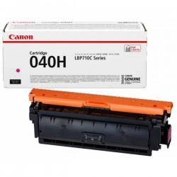 Cartouche Toner Magenta Haute Capacité CANON pour Imprimante Laser (N°040HM) - Capacité 10 000 pages