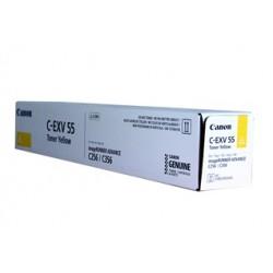 Toner Jaune Canon pour imageRUNNER ADVANCE C256i/ C356i/ C356P (C-EXV55)