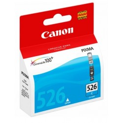 Cartouche cyan Canon CLI-526 pour IP4850 / MG5150.....