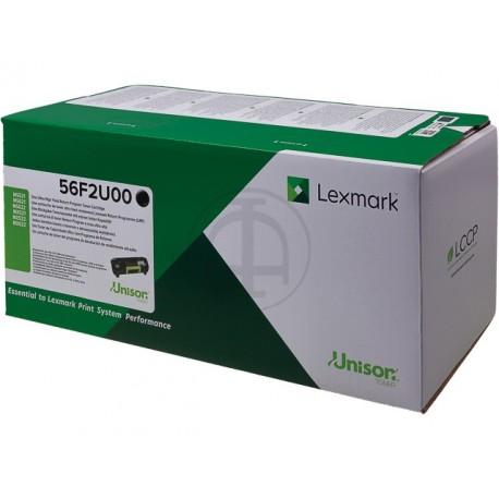 Cartouche de toner noir ultra longue durée Lexmark (25K) - Programme de retour