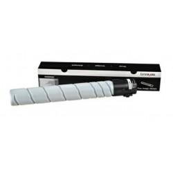 Cartouche de toner haute capacité Lexmark MS911de (32,5K)