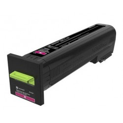Cartouche de toner Return Program Magenta LEXMARK pour CX825de, CX860de...