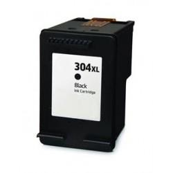 Cartouche Jet d'encre générique N°304XL Noir pour HP Grande Capacité (5ml)