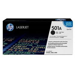 Toner noir HP pour Color Laserjet 3600/3800/CP3505 (501A)