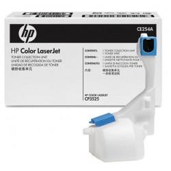 Bac de récupération de toner usagé HP pour color laserjet CP3525 / CP3530 ...