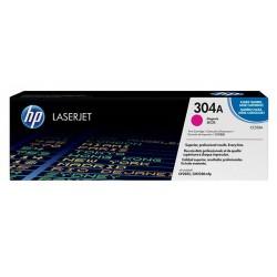 Toner magenta HP pour laserjet CP2020/CP2025/CM2320MPF (304A)