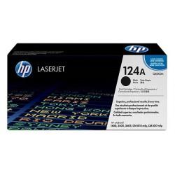Toner HP noir pour Color LaserJet 2600n (124A)