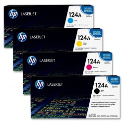 Pack de 4 Toner HP pour Color LaserJet 2600n