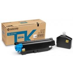 Cartouche Toner cyan Kyocera Mita pour Ecosys P6230CDN (TK-5270C)