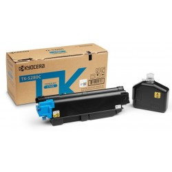 Cartouche Toner cyan Kyocera Mita pour Ecosys P6235CDN (TK-5280C)