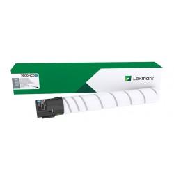 Cartouche toner Cyan Lexmark CS923, CX923, CX924, ... (longue durée)