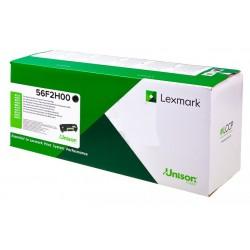 Cartouche de toner noir longue durée Lexmark (15K) - Programme de retour