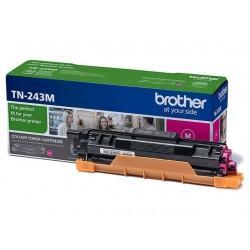 Toner Magenta Brother pour DCP L3510CDW/ HL L3210CW/ MFC L3710CW ... (TN243M)