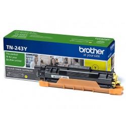 Toner Jaune Brother pour DCP L3510CDW/ HL L3210CW/ MFC L3710CW ... (TN243Y)