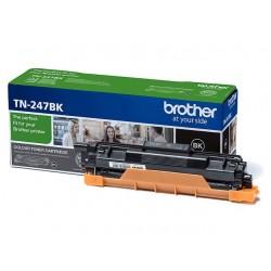 Toner Noir Haute Capacité Brother pour DCP L3510CDW/ HL L3210CW/ MFC L3710CW ... (TN247BK)