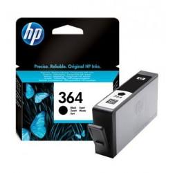 Cartouche noire HP pour photosmart B8550 / C5380... (N°364 / N°178)