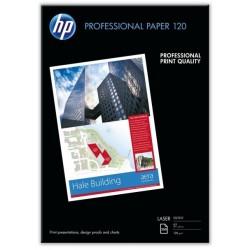 Papier brillant laser professionnel HP 120 gsm - 250 feuilles/A4/210 x 297 mm