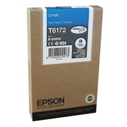 Cartouche d'encre cyan haute capacité Epson pour MicroPiezo B500DN