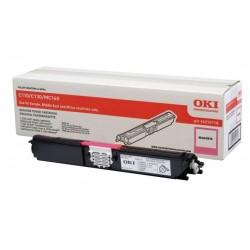 Toner magenta Oki pour C110 / C130 / MC160n