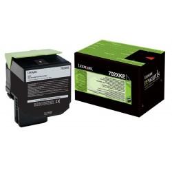 Toner Noir Très haute capacité Lexmark pour CS510 (702XKE)
