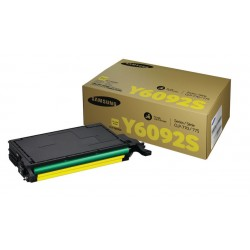 Toner jaune Samsung pour CLP-770nd (SU559A)