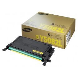 Toner jaune Samsung pour CLP620ND/670N.... (SU532A)