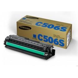 Toner cyan haute capacité Samsung pour CLP680 / CLX6260 ... (SU038A)