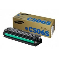 Toner cyan Samsung pour CLP680 / CLX6260 ... (SU047A)
