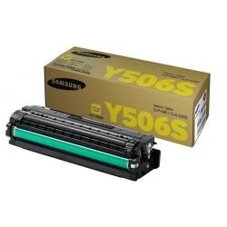 Toner jaune Samsung pour CLP680 / CLX6260 ... (SU524A)